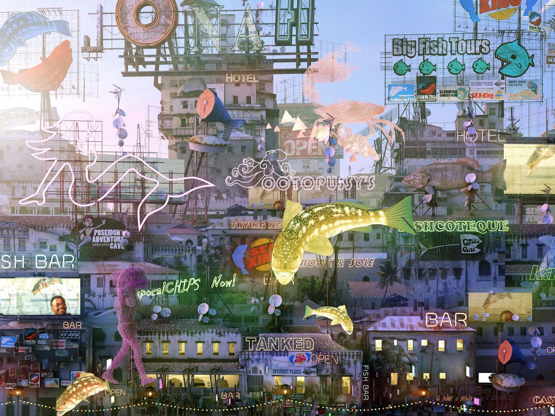 Artwork de la ciudad