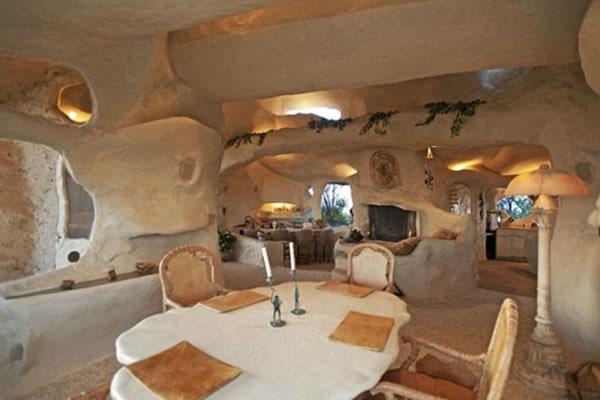 Imagen de un ejemplo de casa inspirada en una pelicula
