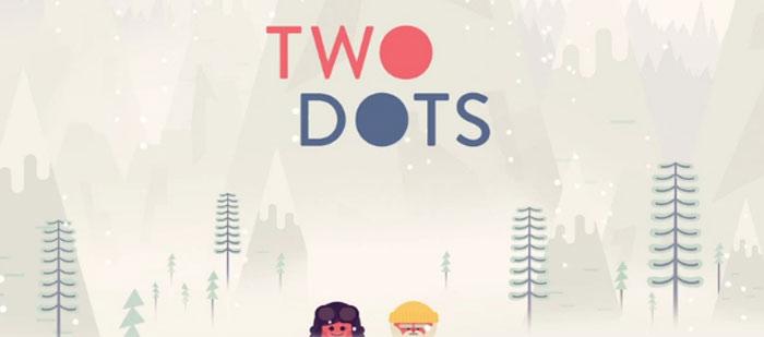 Two Dots - Mejores app iOS y Android del 2014