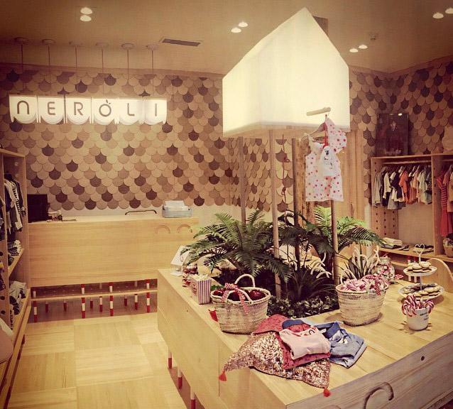 nueva tienda neroli by nagore