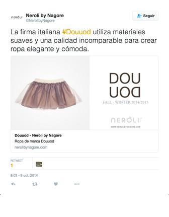 Twitter Neroli by Nagore