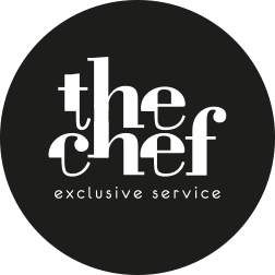 Logo - The Chef - Lombok Design