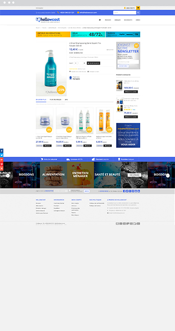Web Actual - Hellowcost - Proyectos Lombok Design