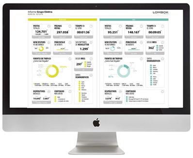 Informes anuales - Elektra - Proyectos Lombok Design
