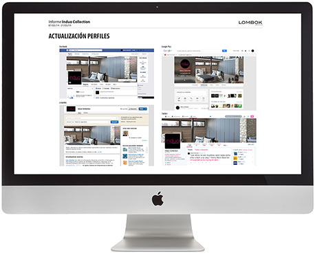 Informes anuales - Induo - Proyectos - Lombok Design