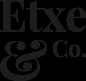 Logotipo - Etxe&Co - Proyectos - Lombok Design
