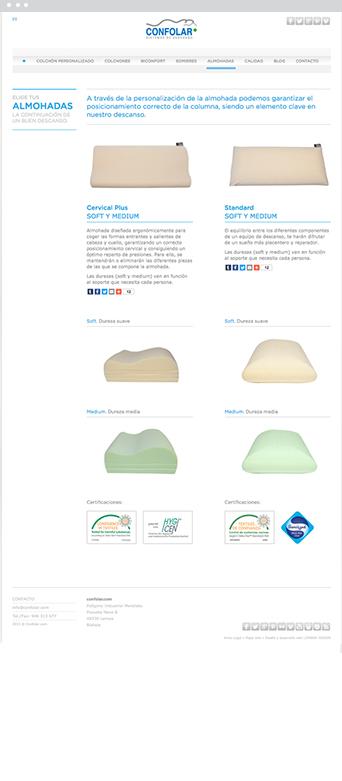 Web actual 3 - Confolar - Proyectos - Lombok Design