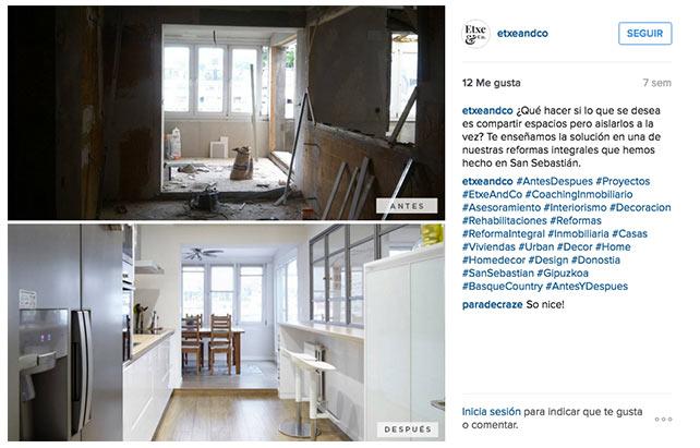 Instagram Etxe&Co