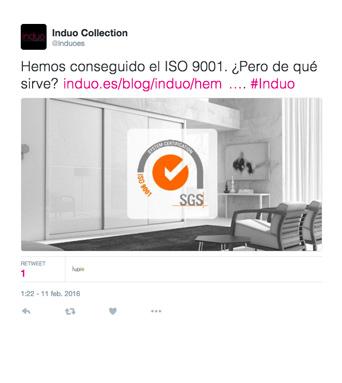 Twitter - Social Media - Induo - Lombok Design