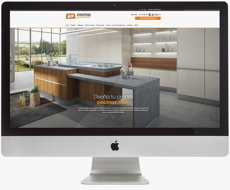 Cocinas.com | Cocinas Com Proyectos Lombok Design