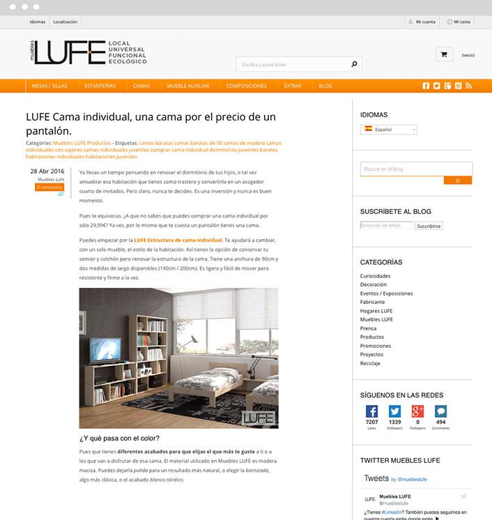 Blog - LUFE - Proyectos - Lombok Design