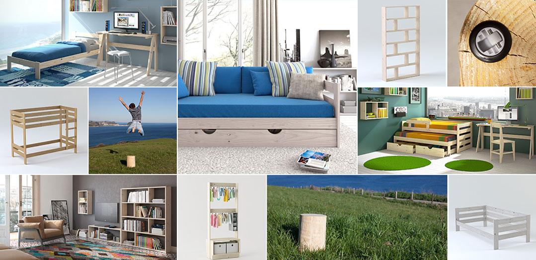 Fotografía y 3D - LUFE - Proyectos - Lombok Design