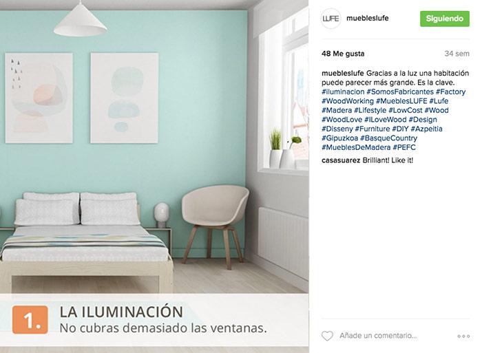 Instagram Muebles Lufe